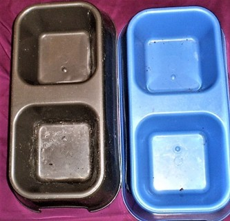 two sided food bowls