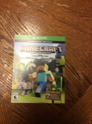 Free: Minecraft Xbox one edition download code - Xbox Games