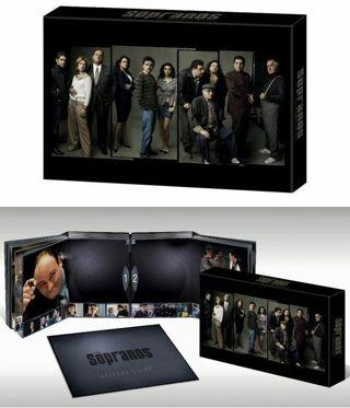 The Sopranos: Entire Series