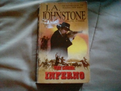 FREE The Loner Series Inferno J A Johnston Book 12