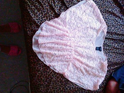 Rue 21 Lace Top