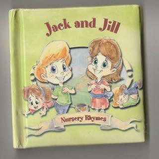 Jack and Jill Nursery Rhymes 2003 Mini Board Book