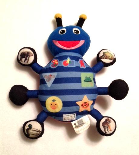 Baby Einstein Musical Toys : Free baby einstein musical discovery ladybug interactive