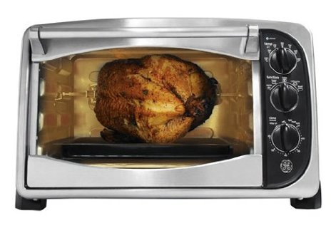 Free: General Electric brand Toaster Oven/Rotisserie/Convection Oven ...