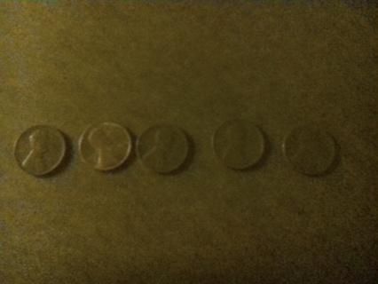 1 Wheaties Pennies