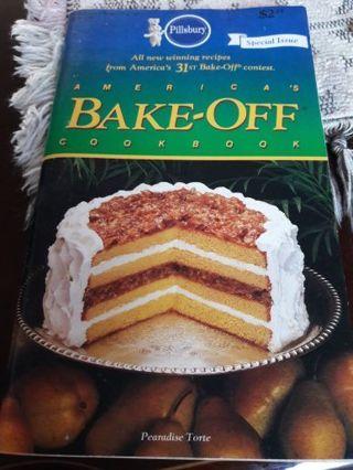 America's Bake-Off from Pillsbury Cookbook