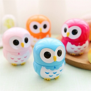 Creative Owl Kitchen Timers 60 Minutes Cooking Mechanical Home Decoration Timers