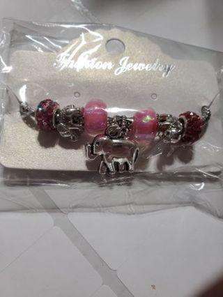 2 elephant Bracelets
