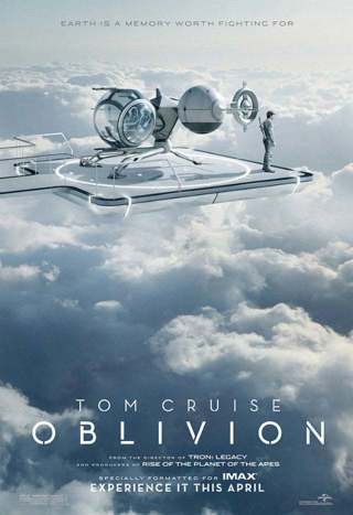Oblivion HD Movies Anywhere Code