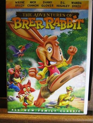 Brer Rabbit - DVD