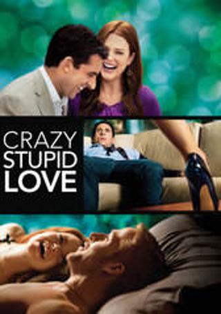 "Crazy, Stupid, Love ""HDX"" Digital Movie Code Only UV Ultraviolet Vudu MA"
