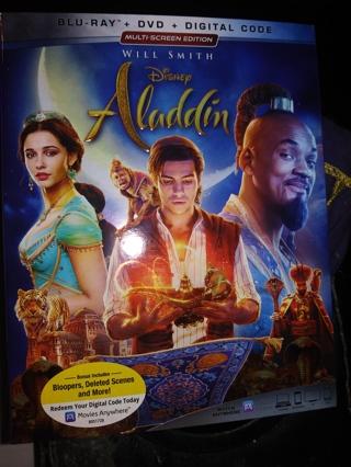 Digital code - Aladdin