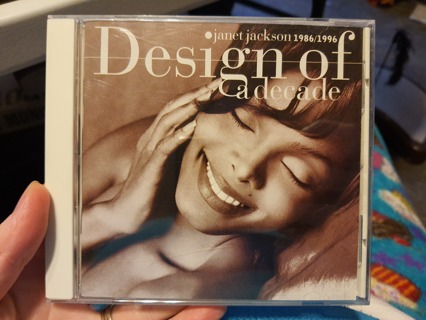 Your choice of 1 CD! Janet Jackson, TLC3D, Barbra Streisand, Pink, or Aretha Franklin