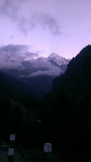 Annapurna mountain photos