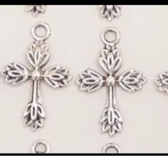 New cross charm (2)