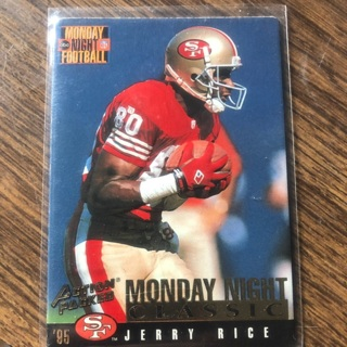 3 Jerry rice cards