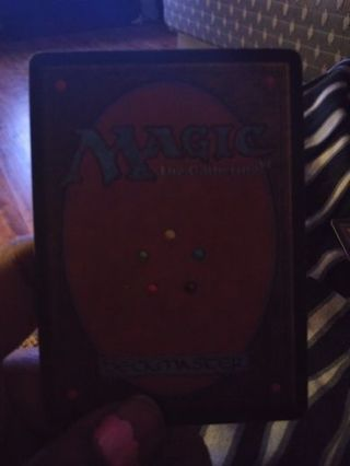 Magic The Gathering Card(3)