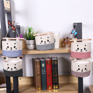 Home Hanging Storage Bag Organizer Container Bedside Wardrobe Toiletry Door Wall