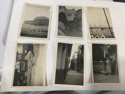 Vintage Europe Photo lot