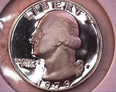 1979 s proof quarter