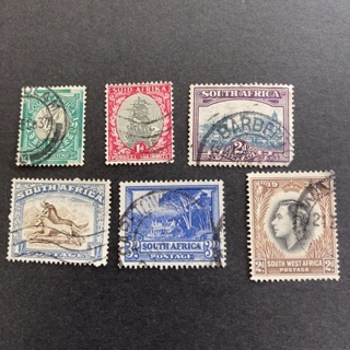 South Africa collectables