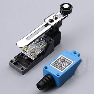 1 Pcs ME-8108 Waterproof Momentary AC Limit Switch For CNC Mill Laser Plasma