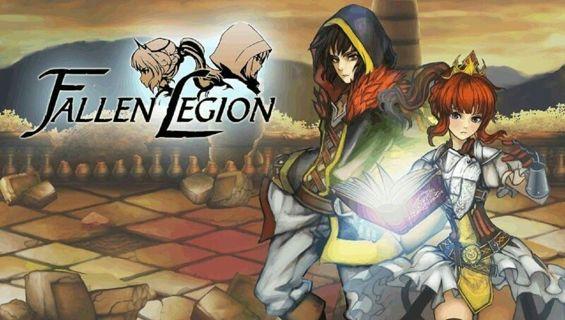 Fallen Legion: Flames Of Rebellion Full Game Code For Ps Vita.