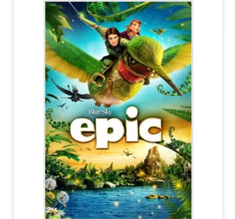 Epic digital HD for iTunes only