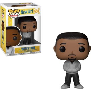 NEW Funko POP! TV: New Girl - Winston FREE SHIPPING