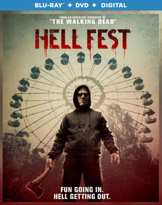 Hell Fest (Digital HD Download Code Only) **Horror** **Tony Todd**
