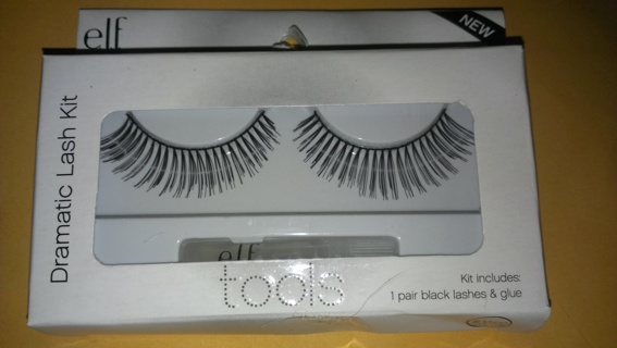 Free: BRAND NEW ELF FAKE EYELASHES - Eye Makeup - Listia.com ...