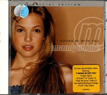 I Wanna Be With You - CD by Mandy Moore