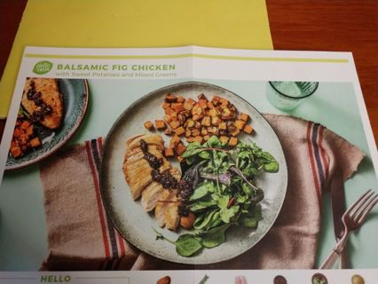 Balsamic Fig Chicken Recipe