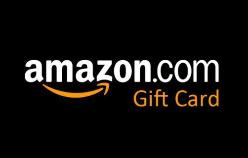 1 $ Amazon E-gift card