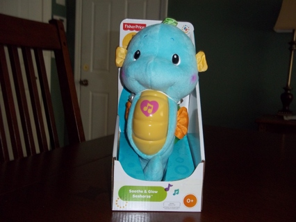 fisher price seahorse instructions