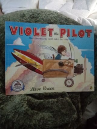 New Violet the Pilot Book