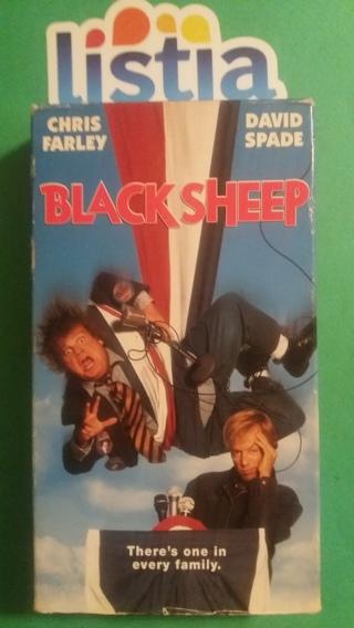 VHS movie  black sheep  free shipping
