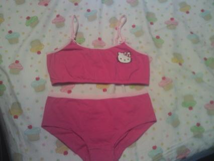 Free: Hello Kitty training bra set - Girls' Clothing - Listia.com ...