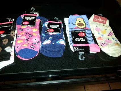 New Womens sock lot