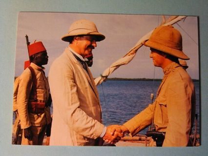 The Young Indiana Jones Trading Card