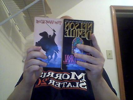 2 paperback books