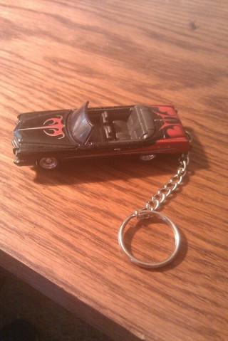 free 1970 39 s cadillac custom made keychain other car items auctions for free stuff. Black Bedroom Furniture Sets. Home Design Ideas