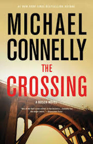 The Crossing (Harry Bosch #18) by Michael Connelly (TPB/GFC) #LMB30ml