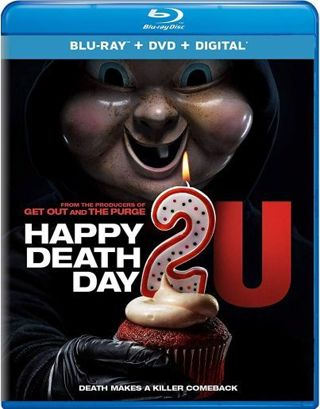 Happy Death Day 2U (2019) Digital Code NEW! NEVER USED! Jessica Rothe Israel Broussard