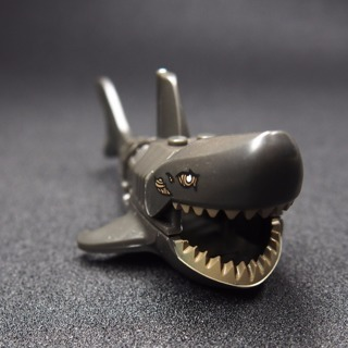 New Ghost Zombie Shark Minifigure Building Toys Custom Lego