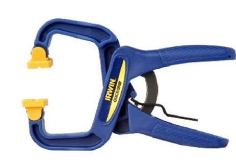 IRWIN Tools QUICK-GRIP Handi-Clamp, 1 1/2-Inch