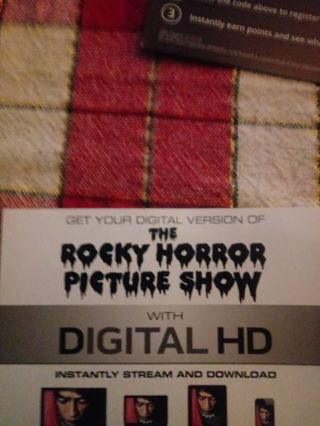 The Rocky Horror Picture Show VUDU Code