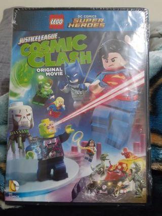 Justice League Lego Super heroes Cosmic clash