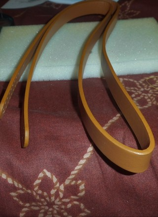 New Leather Strap for Crafting