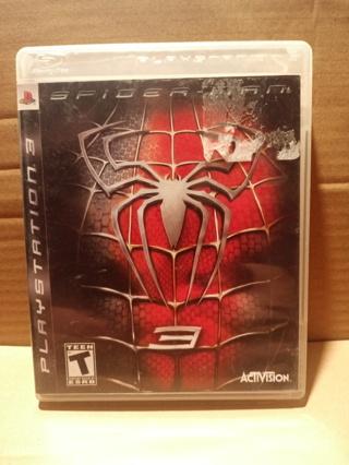 PLAYSTATION 3 ~ SPIDERMAN